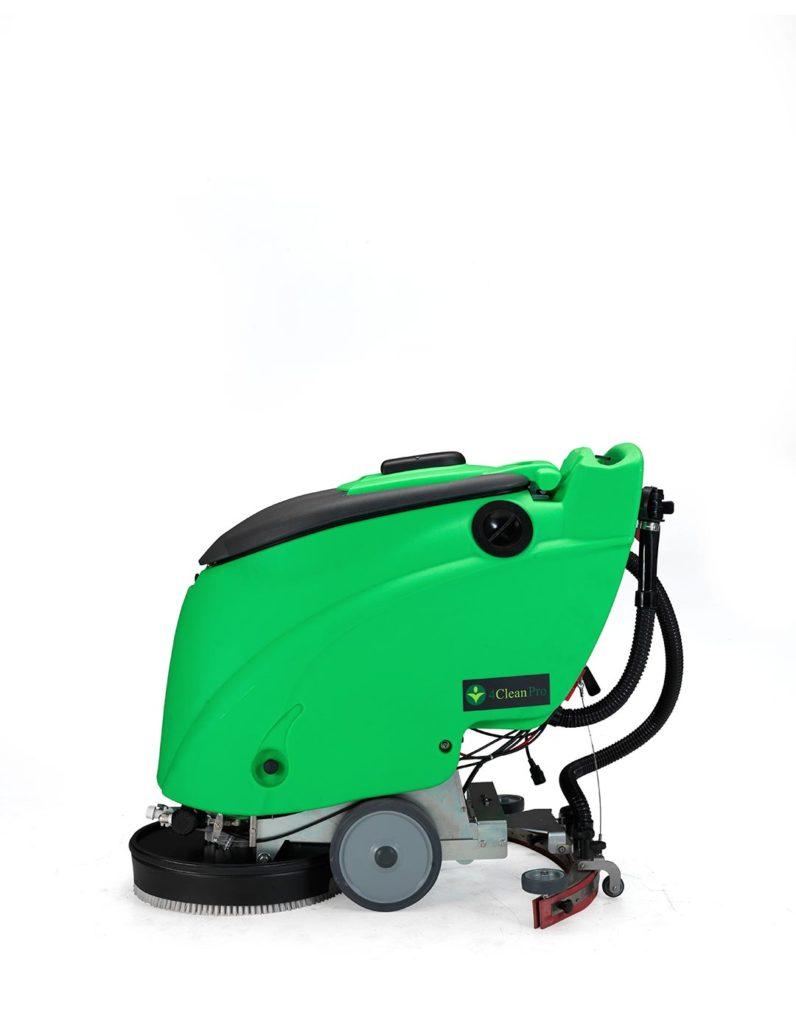 Lavasciuga per pavimenti Gaia profilo